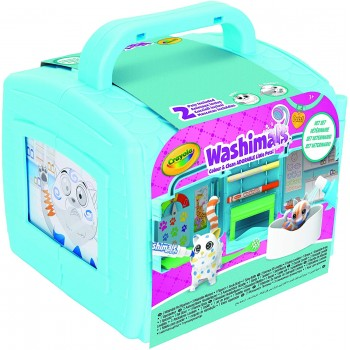 Washimals - Set Studio...