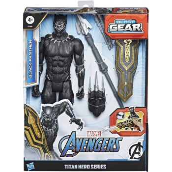 Black Panther Action Figure...