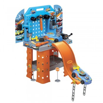 Banco lavoro Hot Wheels con...