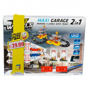 GGI200169 - Maxi Garage 2 in 1