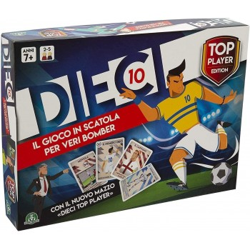 Dieci Top Player Deluxe Pack