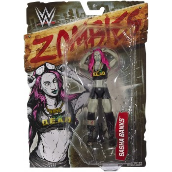 WWE ZOMBIES - SASHA BANKS -...