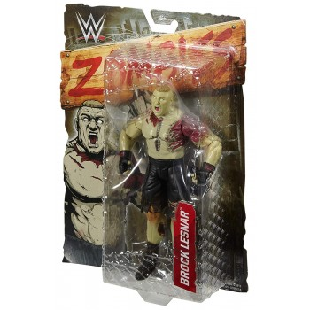 WWE ZOMBIES - BROCK LESNAR...