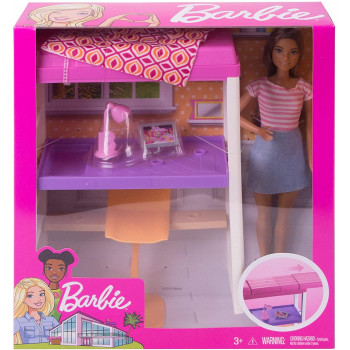 FXG52 - Barbie Playset...