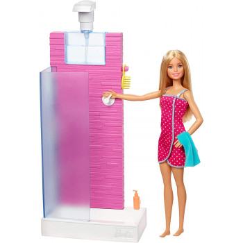 FXG51 - Barbie Playset con...