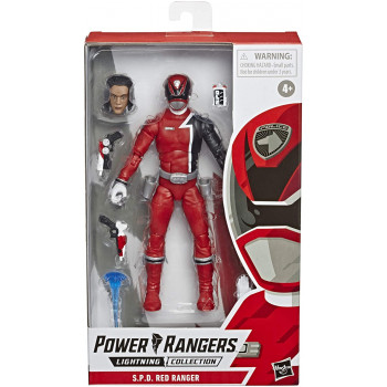 Power Ranger Collection Red...