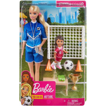 GLM47 - Barbie Playset...