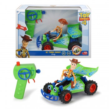 Toy Story 4 - RC Buggy con...