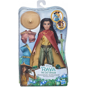 Disney Princess - Raya e...