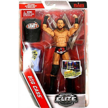 WWE Elite Serie 49 - Big Cass