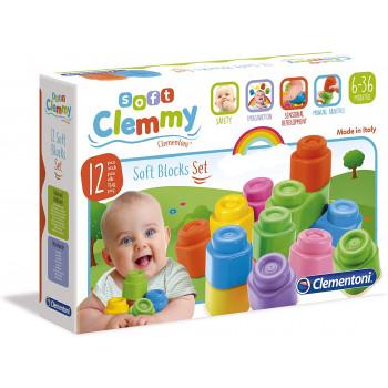 14706 - Soft Clemmy Blocks Set