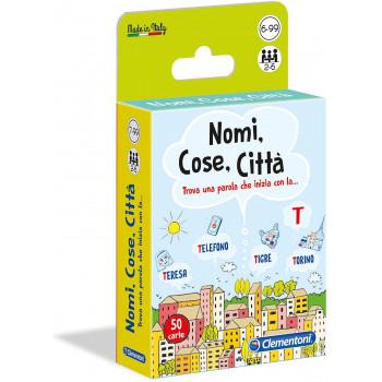 16563 - Nomi, Cose, Città