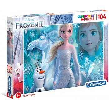 27107 - Puzzle Frozen 2 104 pz