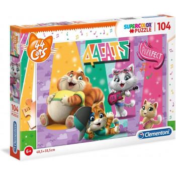 27288 - Puzzle 44 Gatti 104...