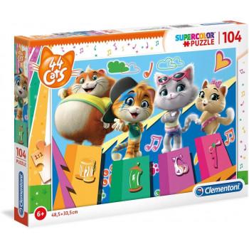 27271 - Puzzle 44 Gatti 104...