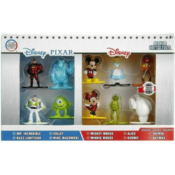 Personaggi Disney Metal Pack