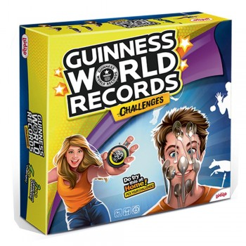 Guinness World Records...