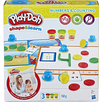 Play-Doh Shape And Learn...