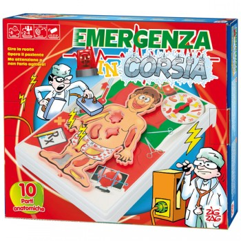 Emergenza in corsia