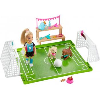 GHK37 - Barbie- Dreamhouse...