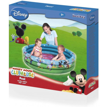 Piscine Gonflable Mickey Mouse
