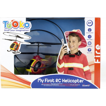 Tooko - My First R/C...
