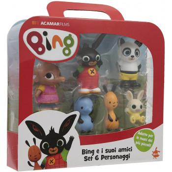 Bing Set Personaggi