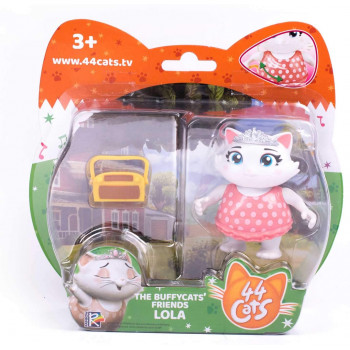 44 Gatti - Personaggio Lola...
