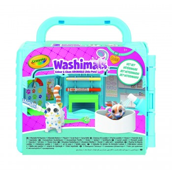 74 - 7268  Washimals Set...