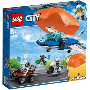 Lego City - 60208 - Arresto...