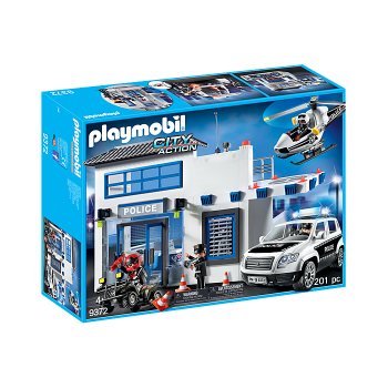 Playmobil - 9372 - Centrale...