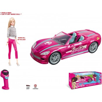 63619 - Barbie Dreamcar R/C