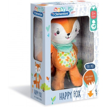 17271 - Happy Fox