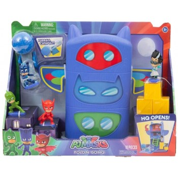 PJ Masks Mini Quartier...