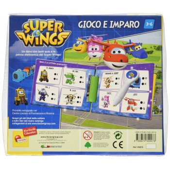 Super Wings - Gioco e Imparo