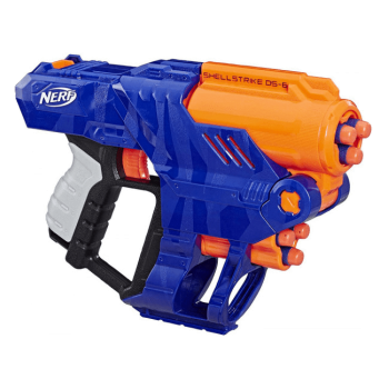 Nerf Shellstrike DS 1
