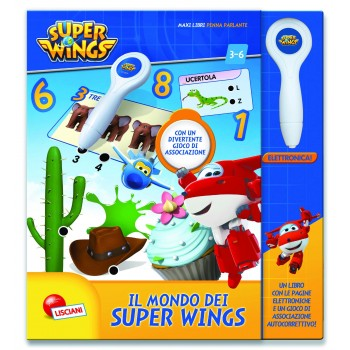 Super Wings - Maxi Libro...