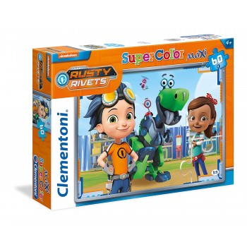 26588 - Puzzle Rusty Rivets...