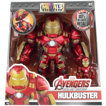 Hulkbuster & Iron Man
